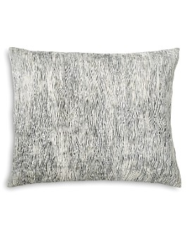 "Donna Karan - Luna Pleated Tie Dye Decorative Pillow, 16"" x 20"""