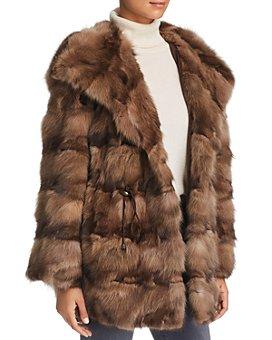 Maximilian Furs - Sable Fur Jacket - 100% Exclusive