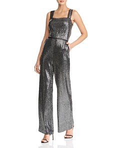 Rachel Zoe - Serena Sequined Jumpsuit - 100% Exclusive
