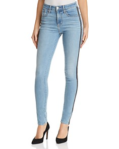 Levi's - 721 High Rise Skinny Jeans in Fancy Pants