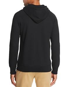 REIGNING CHAMP - Side-Zip Hooded Sweatshirt