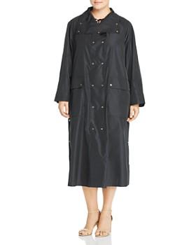 Plus Size Coats - Bloomingdale\'s