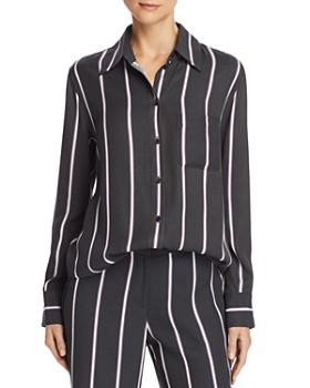 Equipment - Bradner Striped Shirt