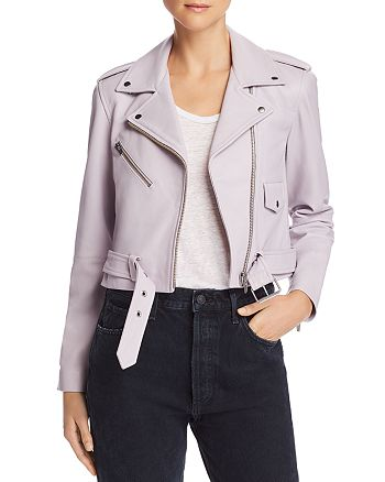 8cab4e7be Veda Baby Jane Smooth Leather Moto Jacket - 100% Exclusive ...