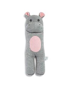 Albetta - Small Soft-Knit Hippo - Ages 0+