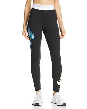 Nike - Hyper Floral Leggings ... f033fa8d72