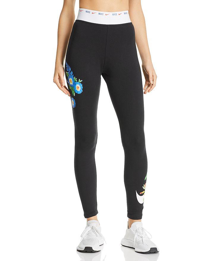 Nike - Hyper Floral Leggings