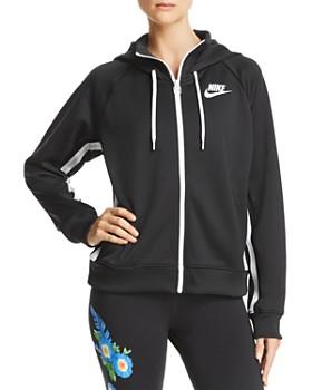 buy popular 57de3 4eecb Nike - Track Stripe Hoodie ...