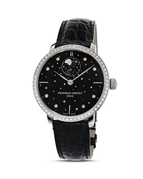 Frederique Constant - Slimline Moonphase Stars Watch, 38.8mm