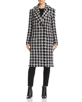 Joie - Aubrielle Houndstooth Coat