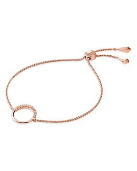 Michael Kors - Custom Kors Starter Bracelet in 14K Gold-Plated Sterling Silver, 14K Rose Gold-Plated Sterling Silver or Sterling Silver