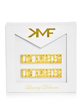 Keep Me Fresh - LA 12K Gold-Plated Dubraes
