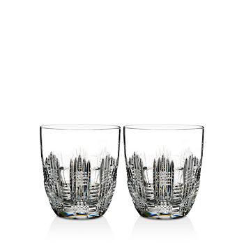 Waterford - Double Old Fashioned Glass, Set of 2