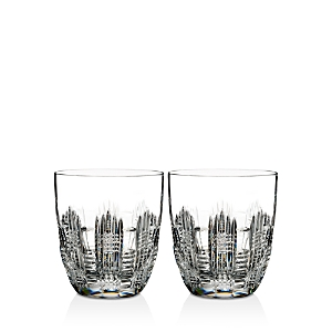 Waterford Double Old Fashioned Glass, Set of 2-Home