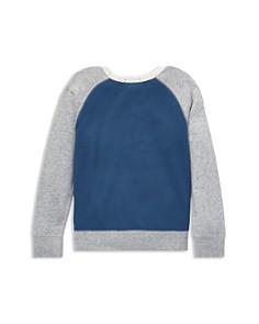 Ralph Lauren - Boys' Cotton French Terry Sweatshirt - Little Kid