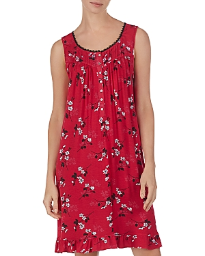 Eileen West SLEEVELESS SHORT NIGHTGOWN