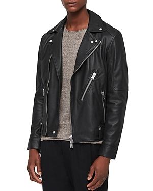 Allsaints Naoki Leather Biker Jacket