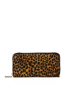 Whistles - Reigate Leopard Print Wallet