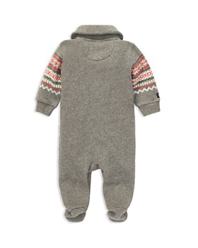 Ralph Lauren - Boys' Fair Isle Fleece Footie - Baby