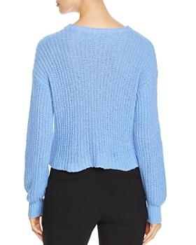 Eileen Fisher - Shaker-Knit Sweater