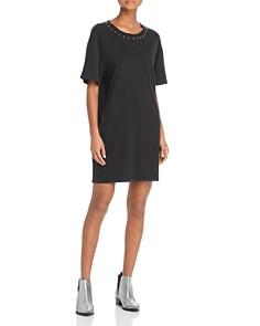 Current/Elliott - The Glitter Rock T-Shirt Dress