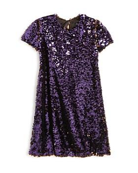 Bardot Junior - Girls' Faith Sequin-Flip Swing Dress - Little Kid
