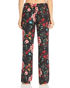 Josie - Floral-Print PJ Pants