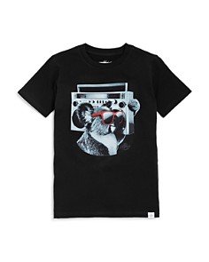 Kid Dangerous - Boys' Koala Boom Box Tee - Little Kid, Big Kid
