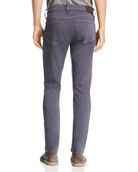 PAIGE - Lennox Slim Fit Jeans in Pewter Stone