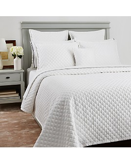 Hudson Park Collection - Double Diamond Coverlet - 100% Exclusive