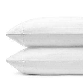 Highline Bedding Co. - Sullivan Pinstripe King Pillowcase, Pair
