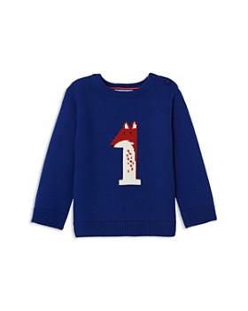 Jacadi - Boys' Fox Intarsia Sweater - Baby
