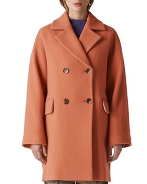 Whistles Double-Breasted Coat