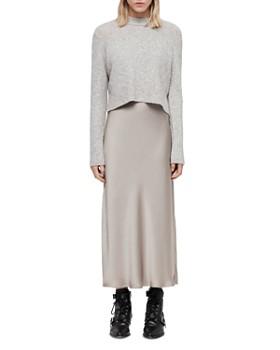 ALLSAINTS - Tierny Two-Piece Dress