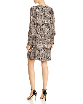 Rebecca Taylor - Leopard Print Silk Dress