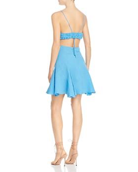A Mere Co. - Flora Cutout Dress