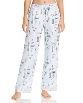 3aa05d5edd56 Jane   Bleecker New York - Mixed-Print Pants ...