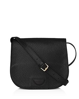 Whistles Exeter Leather Saddle Bag