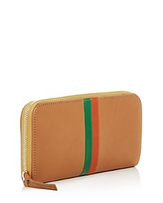 Clare V. - Leather Continental Wallet
