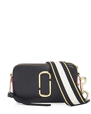 Marc Jacobs Snapshot Leather Camera Bag