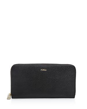 Furla Babylon Leather Continental Wallet