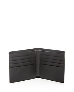 Burberry - London Check Logo Bi-Fold Wallet