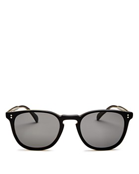 Oliver Peoples - Men's Finley Esq. Round Sunglasses, 51mm