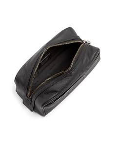 COACH - Leather Toiletry Kit