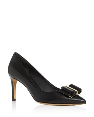 Zeri Pointed-Toe Pumps