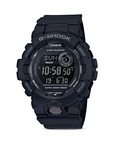 G-Shock - Black Digital Sport Smartwatch, 48.6mm