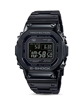 G-Shock - Masterpiece Black Watch, 42.8mm x 48.9mm