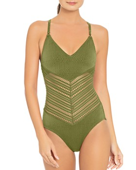 Robin Piccone - Perla One Piece Swimsuit
