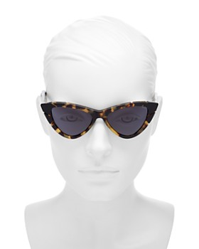 Pared Eyewear - Women's Picollo & Grande Cat Eye Sunglasses, 50mm