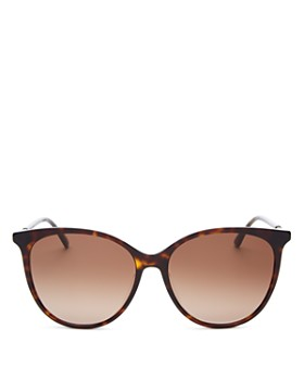 Bottega Veneta - Women's Round Sunglasses, 52mm